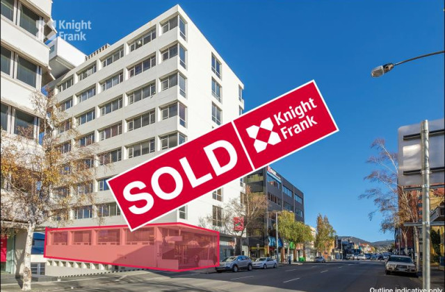 Ground/152 Macquarie Street, HOBART TAS, 7000