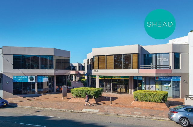 Suite 11/295-303 Pacific Highway, LINDFIELD NSW, 2070