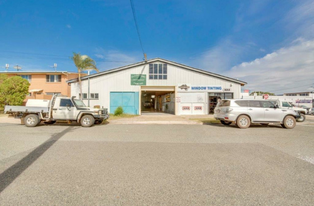 41 Off Lane, GLADSTONE CENTRAL QLD, 4680