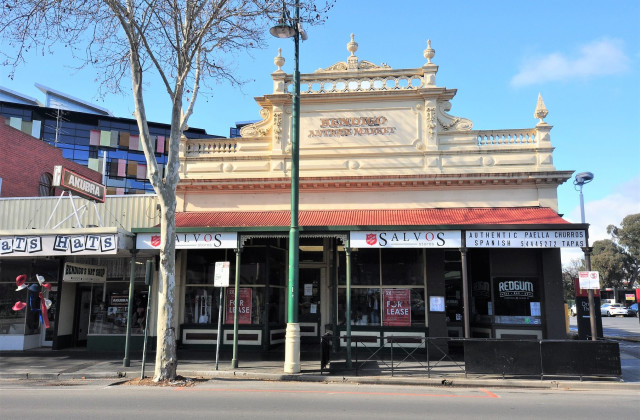 57-59 High Street, BENDIGO VIC, 3550