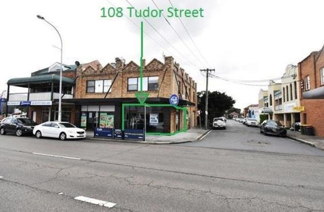 Ground Floor/108 Tudor Street, HAMILTON NSW, 2303
