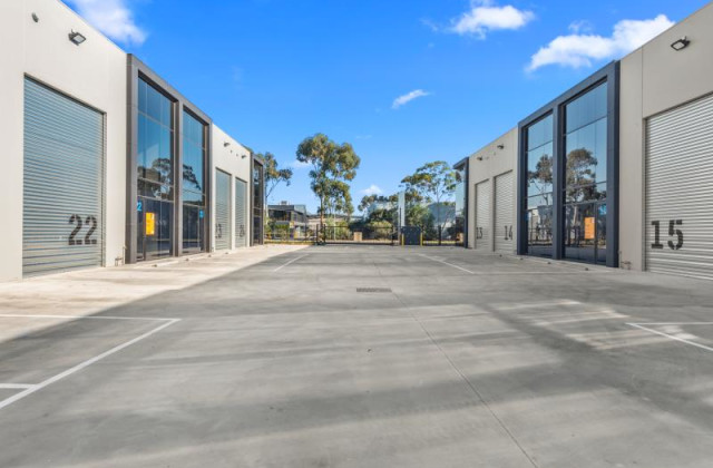 Unit  4/17-21 Export Drive, BROOKLYN VIC, 3012