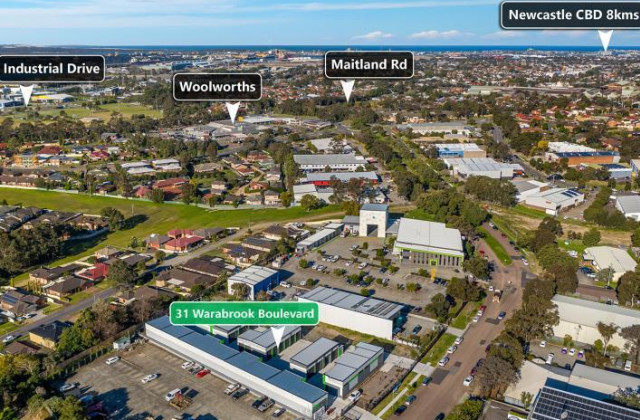 Unit 2/31 Warabrook Boulevard, WARABROOK NSW, 2304