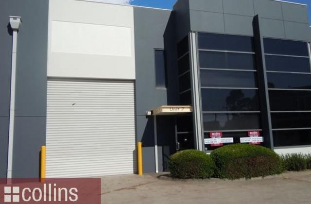 Factory 7, 8 Garden  Rd, CLAYTON VIC, 3168