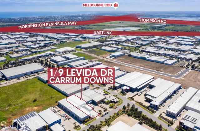 1/9 Levida Drive, CARRUM DOWNS VIC, 3201
