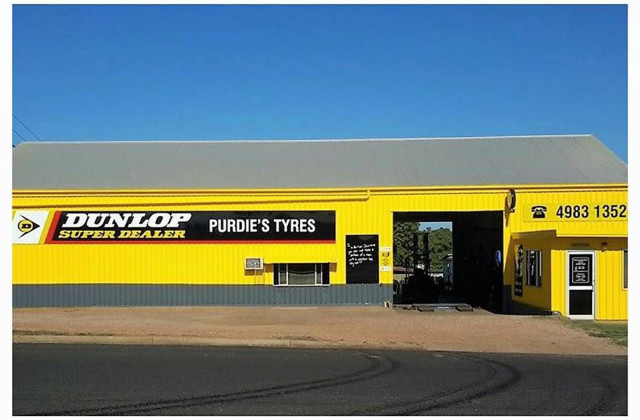 - Purdie's Tyres, CLERMONT QLD, 4721