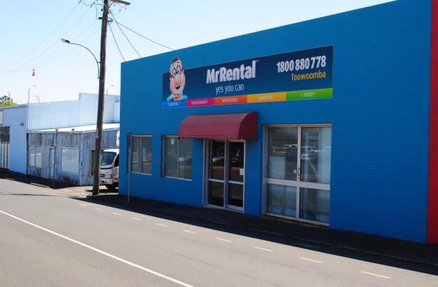 307 Ruthven Street - Shop 2, TOOWOOMBA CITY QLD, 4350