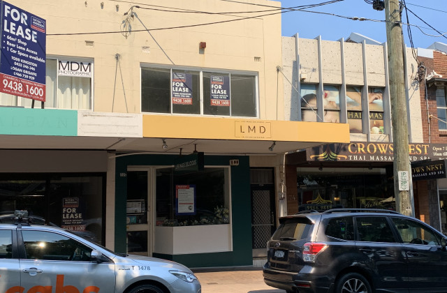 Offices/72A Willoughby Road, CROWS NEST NSW, 2065