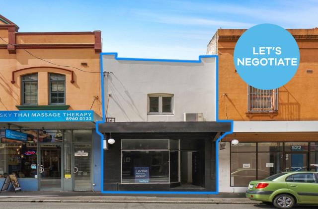 520 King Street, NEWTOWN NSW, 2042