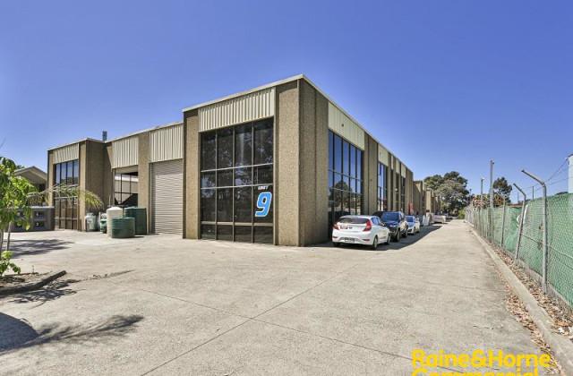 Unit 9/8 Kerr Road, INGLEBURN NSW, 2565