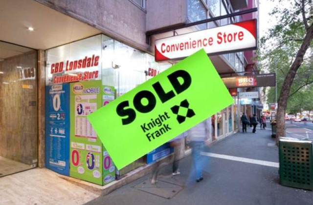 Shop 4/402-408 Lonsdale Street, MELBOURNE VIC, 3000