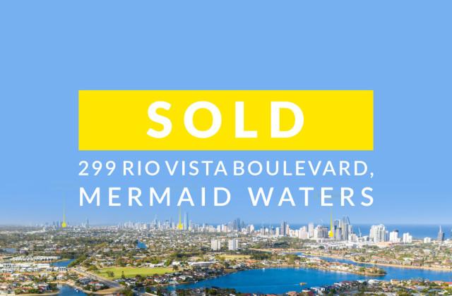 299 Rio Vista Boulevard, MERMAID WATERS QLD, 4218