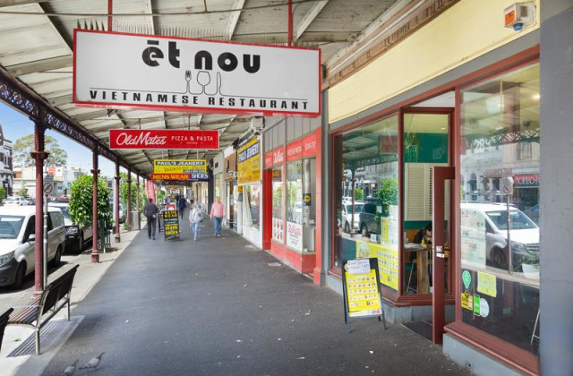 HIGH EXPOSURE SHOP & RESIDENCE/288 Clarendon Street, SOUTH MELBOURNE VIC, 3205