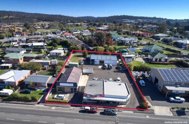 Ground  Site/328-332 Hobart Road, YOUNGTOWN TAS, 7249