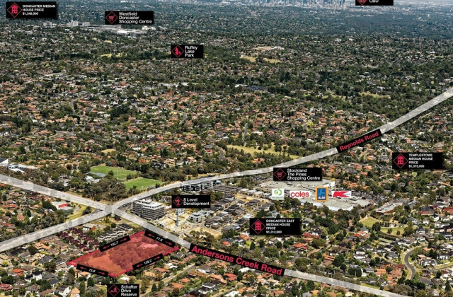 152 Andersons Creek Road, DONCASTER EAST VIC, 3109