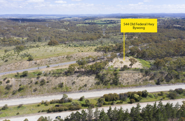 544 Old Federal Highway, BYWONG NSW, 2621