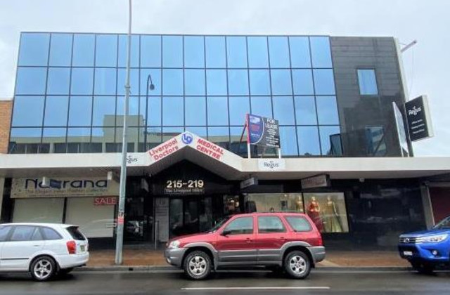 Level 1 Suite 1/215-219 George Street, LIVERPOOL NSW, 2170