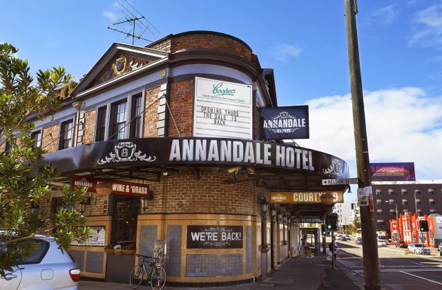 17-19 Parramatta Rd, ANNANDALE NSW, 2038