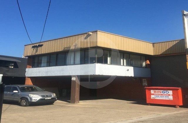 Office/26 Bridge Street, RYDALMERE NSW, 2116