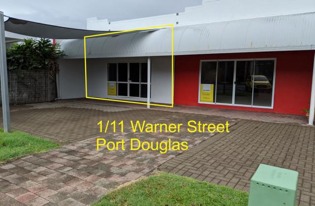 1/11 Warner Street, PORT DOUGLAS QLD, 4877
