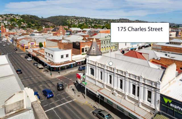 Ground  Shop/175-177 Charles Street, LAUNCESTON TAS, 7250