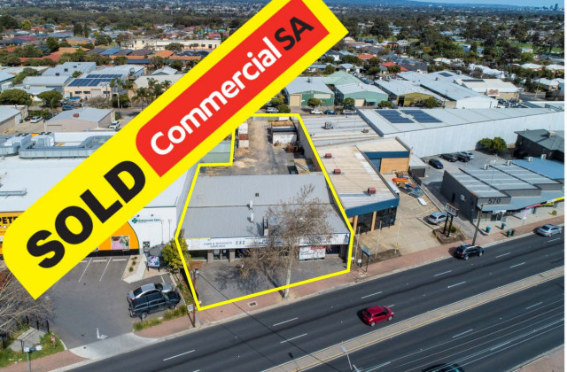 574 North East Road & 10 Dundee Avenue, HOLDEN HILL SA, 5088