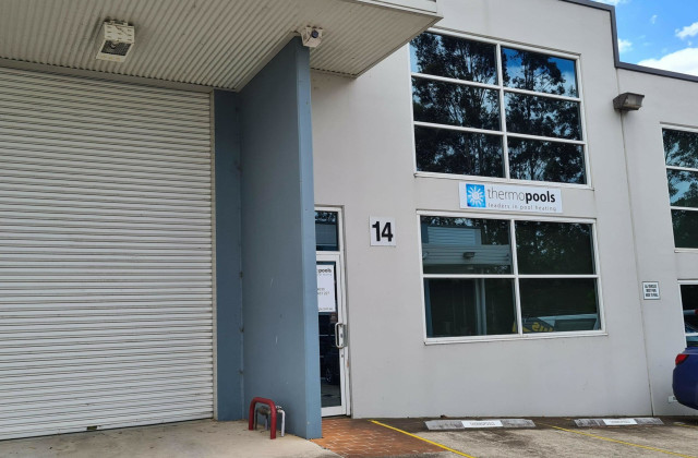 Unit 14/322 Annangrove Road, ROUSE HILL NSW, 2155