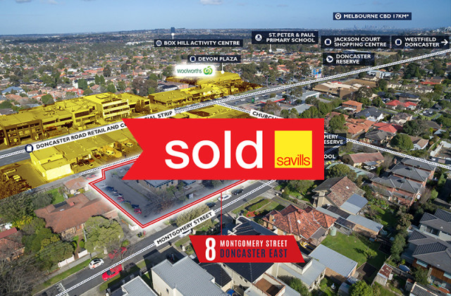8 Montgomery Street, DONCASTER EAST VIC, 3109