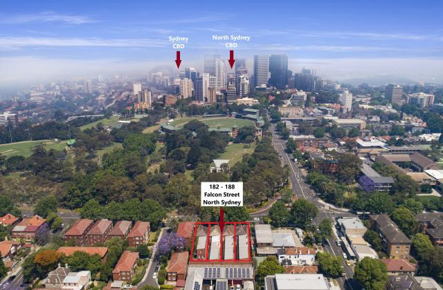 182 - 188 Falcon Street, NORTH SYDNEY NSW, 2060