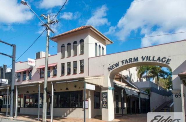 NEW FARM QLD, 4005