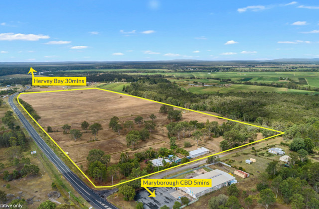 Saltwater Creek Road, MARYBOROUGH QLD, 4650
