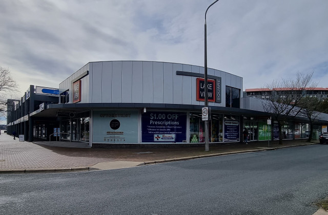 Units 6-8/Lakeview Square 21 Benjamin Way, BELCONNEN ACT, 2617