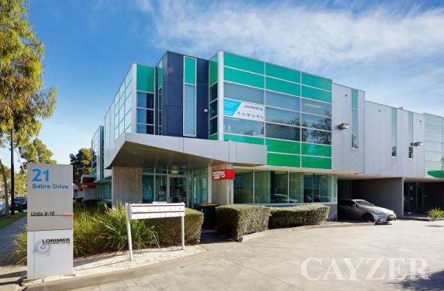 Level 1 15/21 Sabre Drive, PORT MELBOURNE VIC, 3207