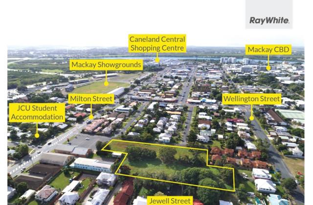 6 Jewell Street, MACKAY QLD, 4740