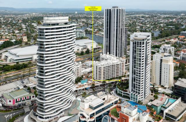 7/24-26 Queensland Ave, BROADBEACH QLD, 4218