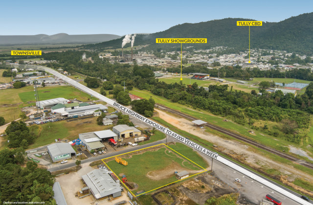 59456 Bruce Highway, TULLY QLD, 4854